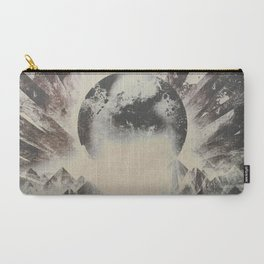 Carry-All Pouch - New day new mountains to climb - HappyMelvin