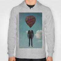 balloon man Hoody