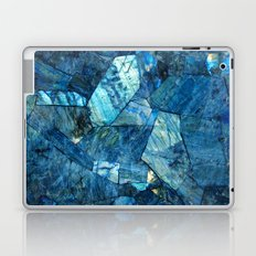 Labradorite Blue Laptop & iPad Skin