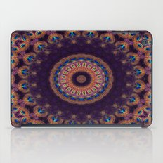 Jewelled Peacock iPad Case