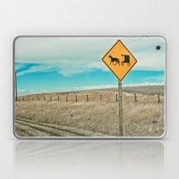 Yup, You're In Rural Montana Laptop & iPad Skin