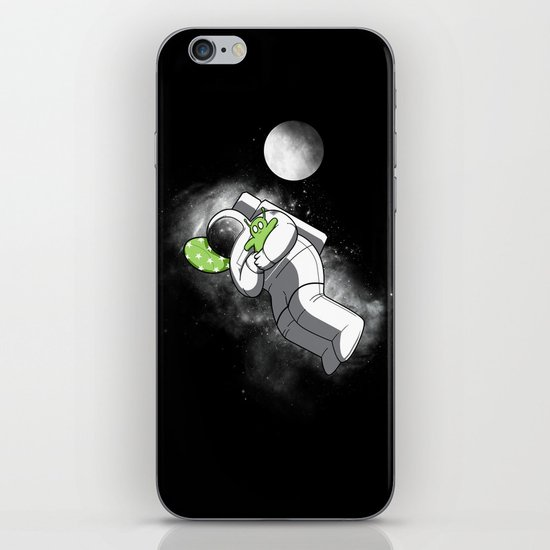 Astro Sleep iPhone & iPod Skin