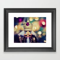 The Nutcracker Framed Art Print