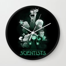 Ahead of Their Time Wall Clock