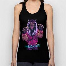THRILLER - Werewolf Version Unisex Tank Top