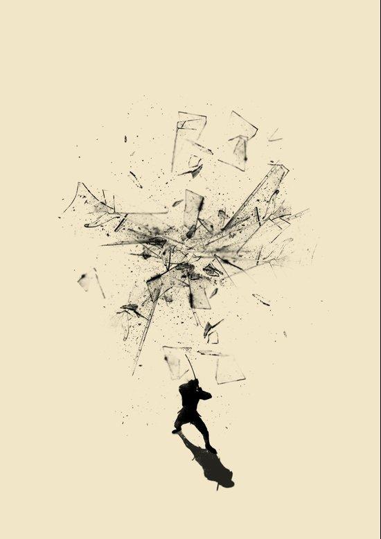 Ninja Moves Canvas Print
