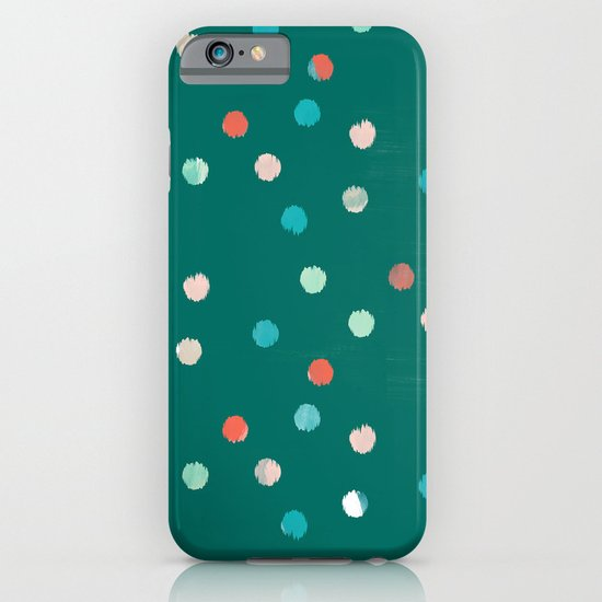 dots iPhone & iPod Case
