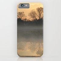iPhone & iPod Case featuring Morning Mist by a.rose