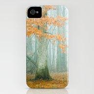 Autumn Woods iPhone (4, 4s) Slim Case