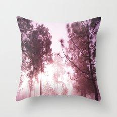 Sunrising Throw Pillow