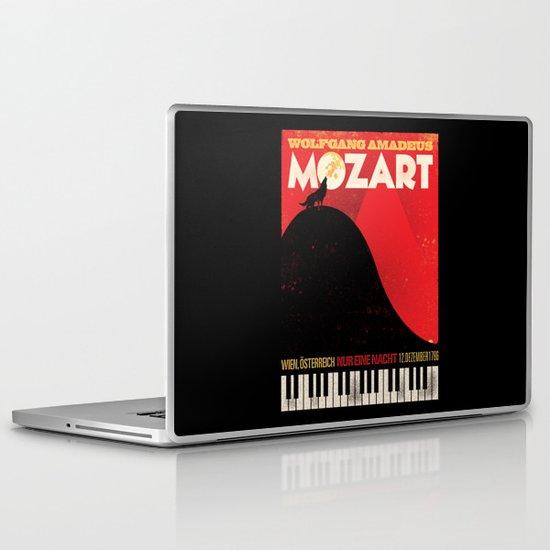 NUR EINE NACHT! Laptop & iPad Skin