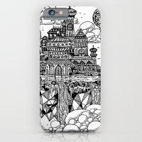 Floating city iPhone 6 Slim Case