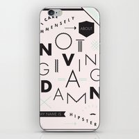 Avant-Garde iPhone & iPod Skin