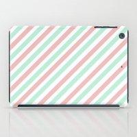 Candycane iPad Case