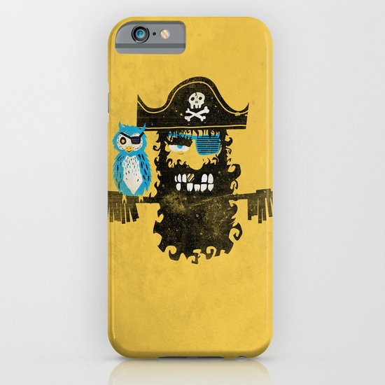 Trendy Pirate  iPhone & iPod Case