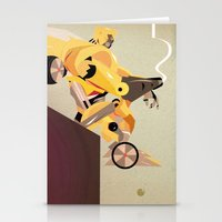 Oops (BumbleBee) Stationery Cards
