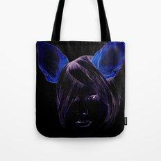 Chihuahua girl Tote Bag