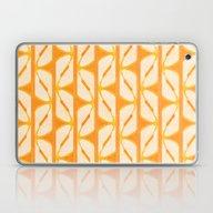 Intermezzo (Orange) Laptop & iPad Skin