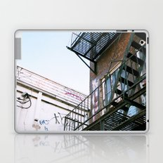 Fire Escape Laptop & iPad Skin