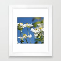 End of the Summer Framed Art Print