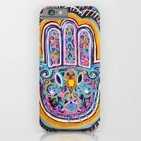Hamsa Hand II iPhone 6 Slim Case