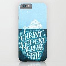 Hermit Iceberg iPhone 6 Slim Case
