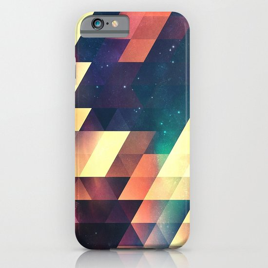 thyss lyyts iPhone & iPod Case