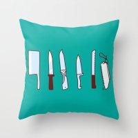 Tools Throw Pillow