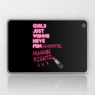 Fundamental Laptop & iPad Skin