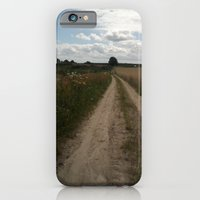 iPhone & iPod Case featuring The Way by naturepic
