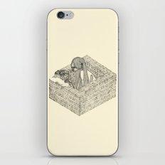Private Zone iPhone & iPod Skin