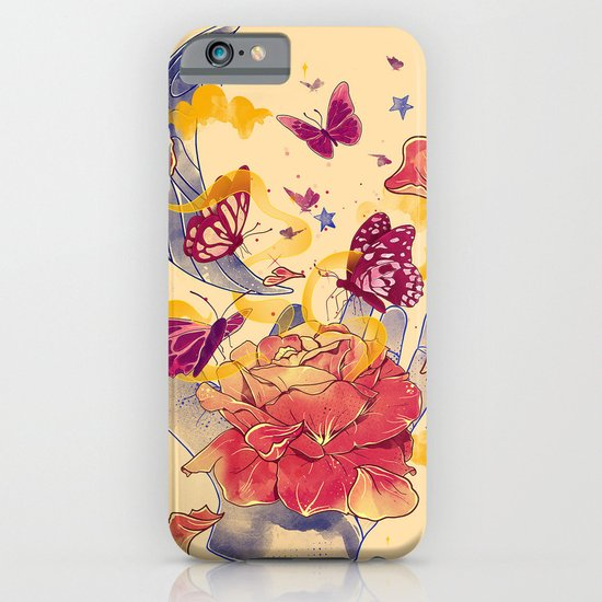 Papillon Ache iPhone & iPod Case