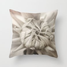 Shy Throw Pillow