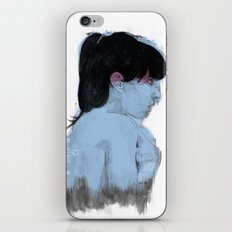 Fall Over, Spring Back iPhone & iPod Skin