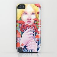 Keeper Of The Scarlet Ga… iPod touch Slim Case