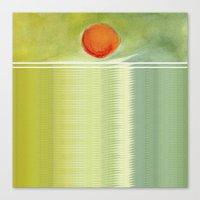 Green 1 | Digital Sessio… Canvas Print