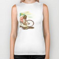 The Sprinter, Cycling Edition Biker Tank