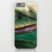 Funky Feather iPhone 6 Slim Case