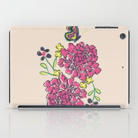 budding love iPad Case