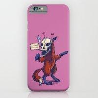 Debutante Fox iPhone 6 Slim Case
