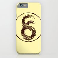 iPhone & iPod Case featuring society6 by barmalisiRTB
