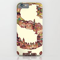 S is for Scotland iPhone 6 Slim Case