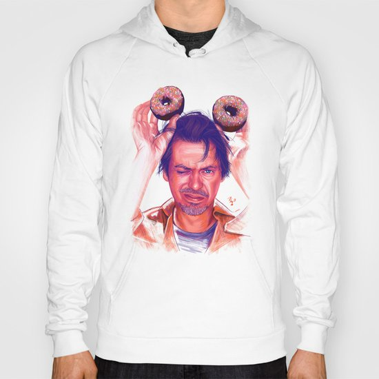 Steve Buscemi and donuts Hoody