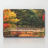 Bridge to Autumn iPad Case