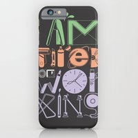 Tired of Working iPhone 6 Slim Case