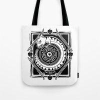 MambaSphynx Tote Bag