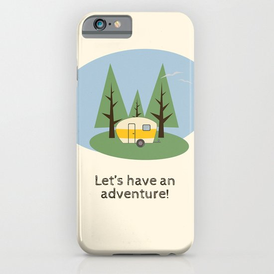 Let's have an adventure! iPhone & iPod Case