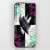 Crows And Eagles iPhone & iPod Skin