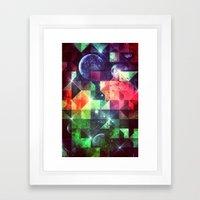 lykyfyll Framed Art Print