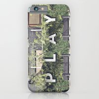 P L A Y  iPhone 6 Slim Case
